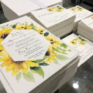 Need a printer to help you with your wedding invitations?